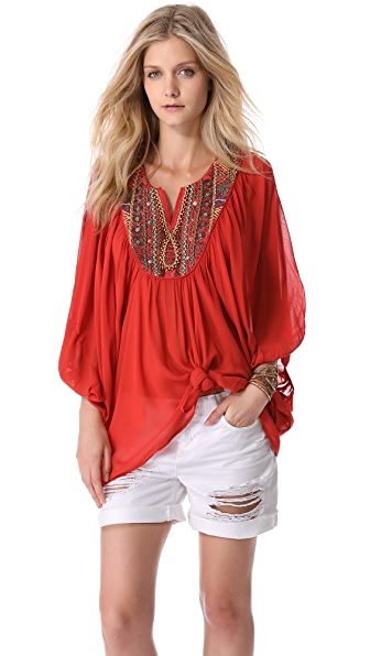 Free People Fortune Teller Top