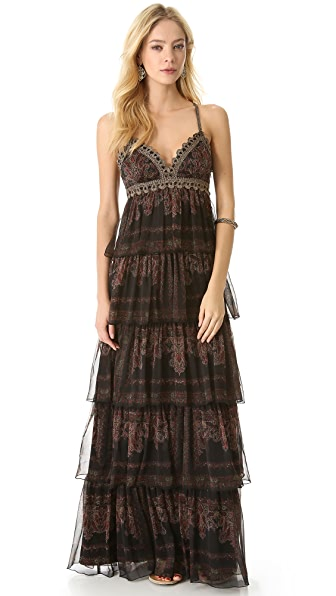 Free People Magic Lamp Maxi Dress