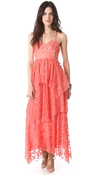 Free People Summer Breeze Party Dress