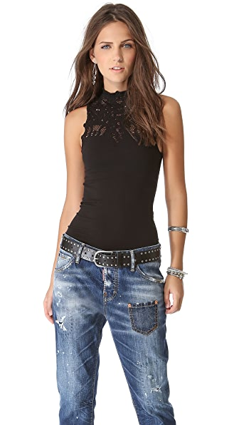 Free People Sweetheart Cami Top
