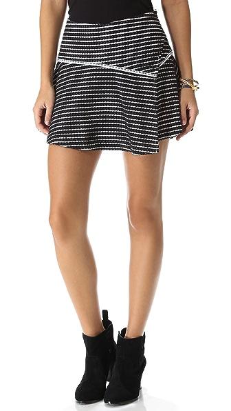 Free People Bento Skirt