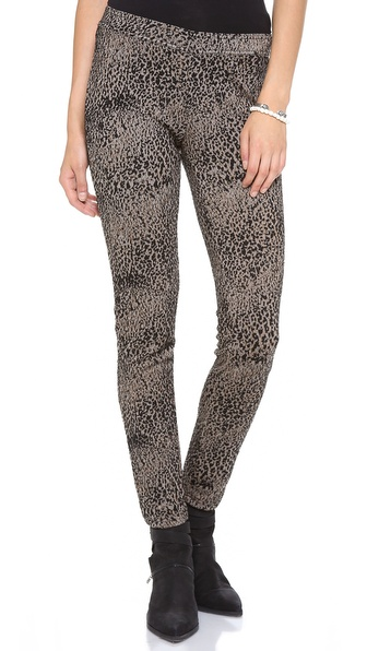 Free People Knit Leggings