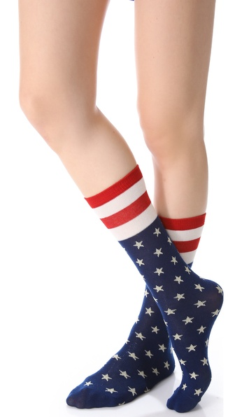 Free People Americana Socks