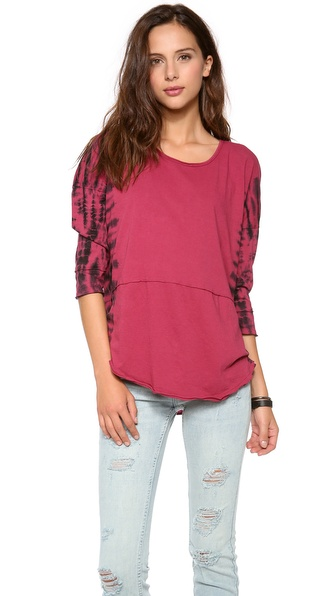 Free People Aurora Sport Top