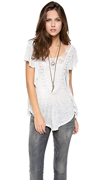 Free People Lil Luella Top