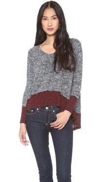 Free People Huntington Hacci Top