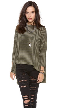 Free People In the Sand Tee