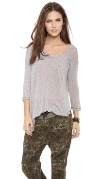 Free People Saturday Night Top