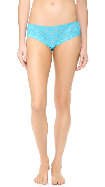Free People Lace Hipster Undies