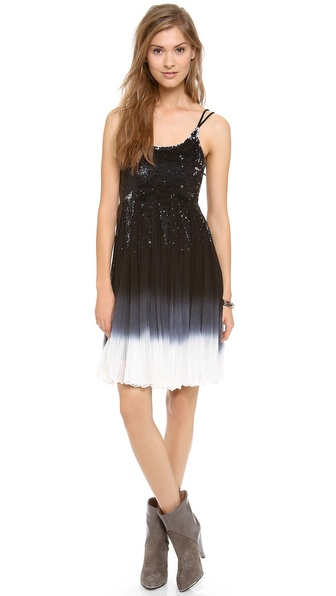 Free People Daydream Supernova Dress
