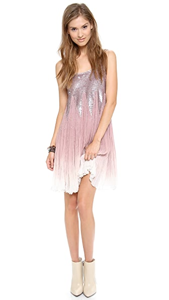 Free People Daydream Supernova Dress