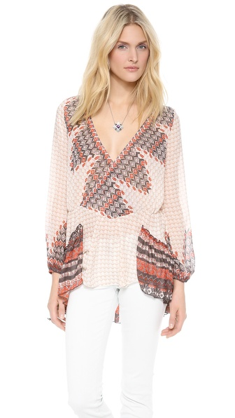Free People The Mystip Top