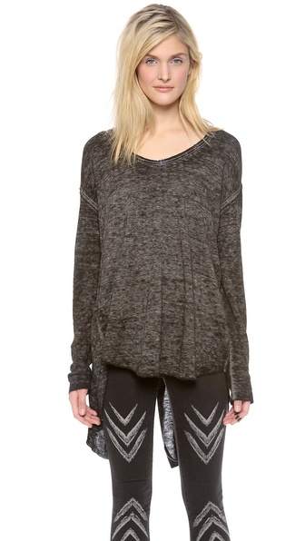 Free People Keep Up Pullover
