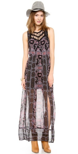 Free People Moroccan Printed Maxi Dress at Shopbop / East Dane