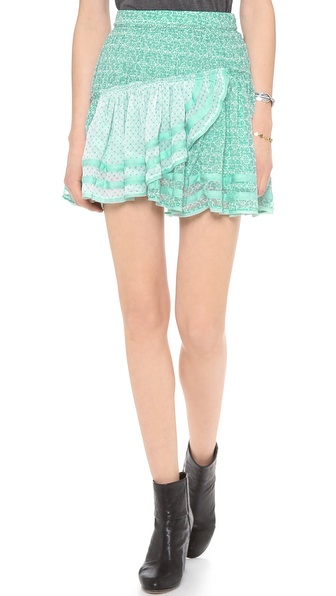 Free People Annabel Lee Skirt