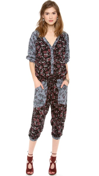 Free People Leia Jumpsuit
