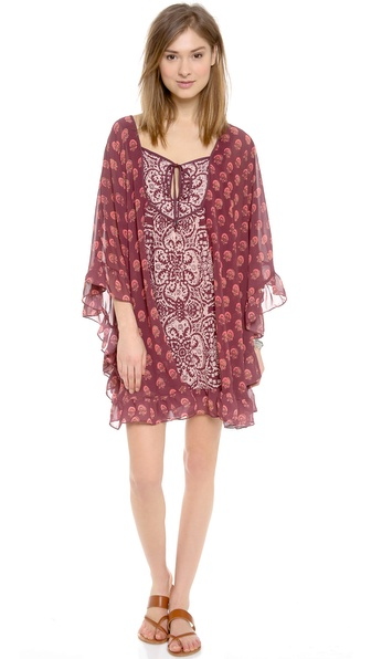 Free People Printed Marla Dreams Dress
