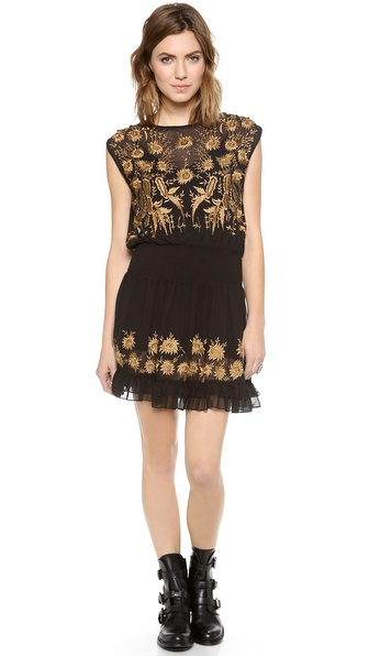 Free People Garden Bloom Dress