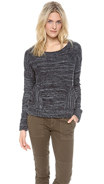 Free People Falling Star Pullover