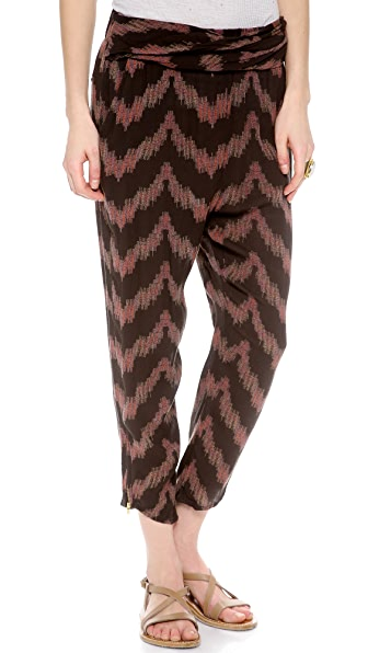Free People Twisted Ikat Pants