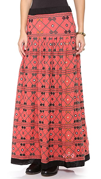 Free People Delhi Dreams Skirt