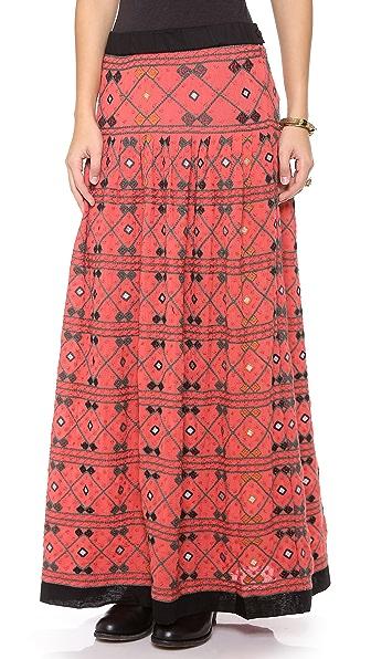 Free People Delhi Dreams Skirt