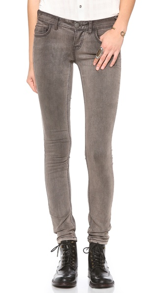 Free People Stretch Skinny Jeans
