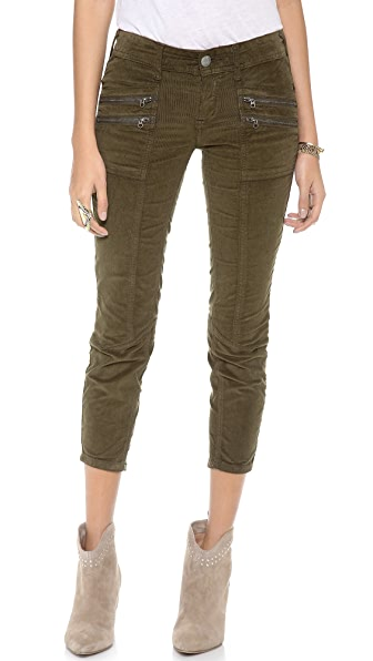 Free People Bedford Skinny Corduroy Pants