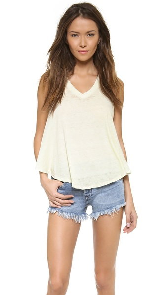 Free People Breezy Tank