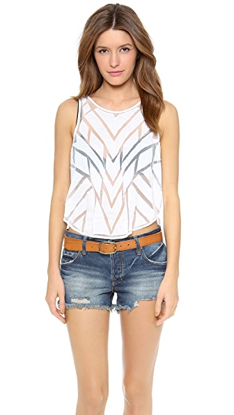 Free People Ginger Top