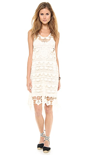 Free People Mystical Chemical Lace Dress