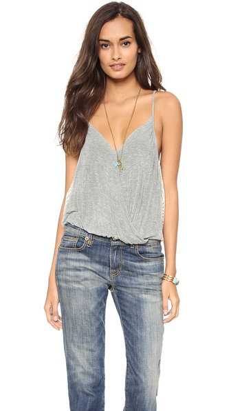 Free People Miles Away Tank