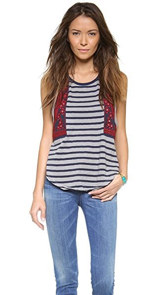 Free People Wear Your Sparkle Tee