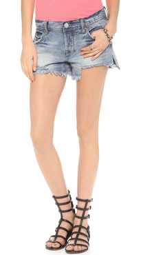 Free People Shark Bite Shorts