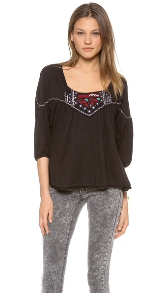 Free People Santa Fe Top