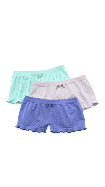 Free People Boy Shorts Set