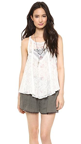 Free People Miss Mackenzie Top