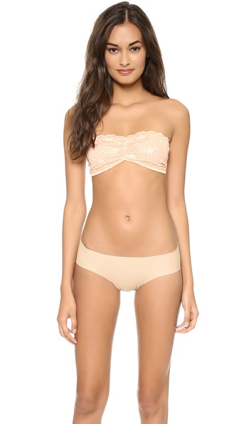 Free People Essential Lace Bandeau Bra