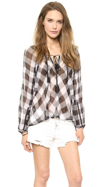 Free People Too Hot to Handle Top