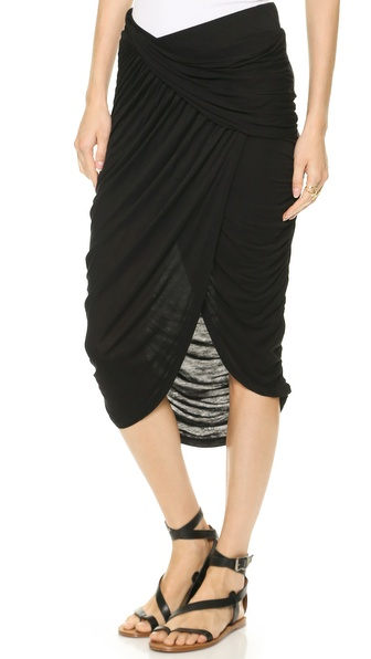 Free People Grecian Cascade Skirt