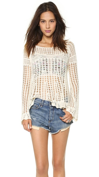Free People Annabelle Top