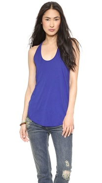 Free People Fantasy Jersey Silo Tank