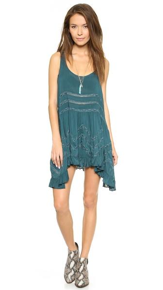 Free People Trapeze Slip Dress