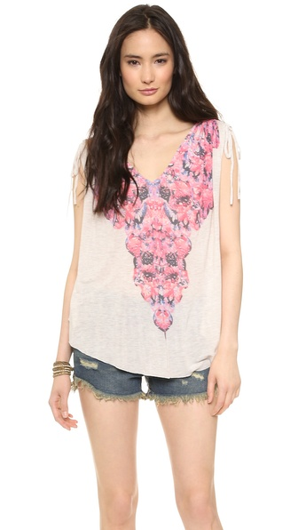 Free People Moon Dance Tee