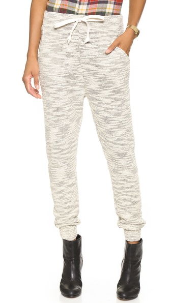 Free People Sweater Harem Pants