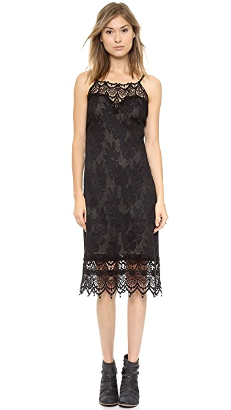 Free People Take Me Out Dress