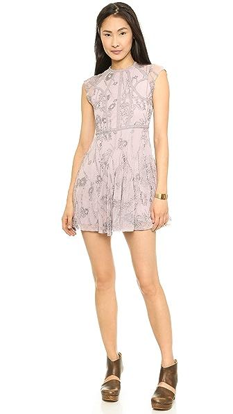 Free People Laurel Lace Dress