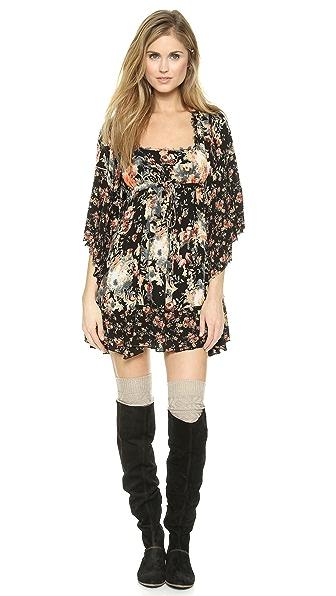 Kupi Free People haljinu online i raspordaja za kupiti Free People Heart Of Gold Dress Moonlight Garden Combo online