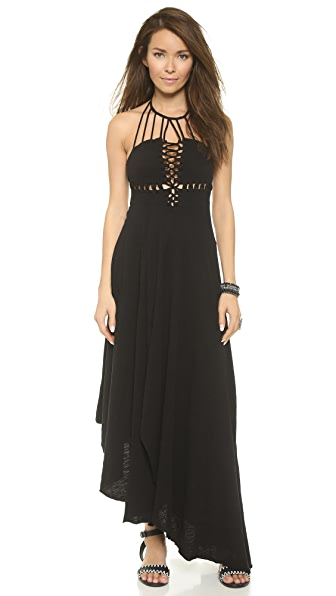 Free People Beautiful Stranger Dress - Black
