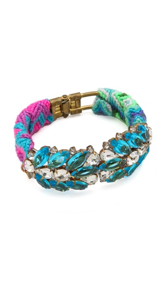 frieda&nellie Bluest Metal Mama Bracelet